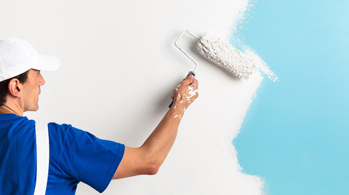 External Painting Service Dubai