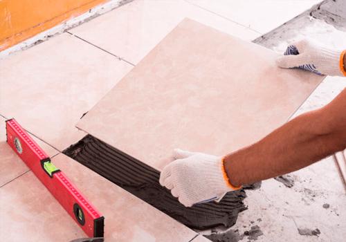 Floor tiling Dubai