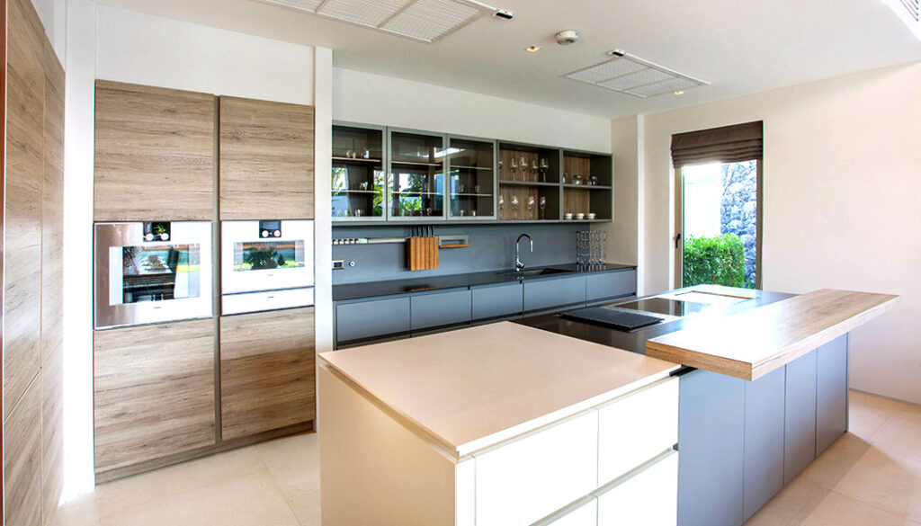 kitchen design dubai